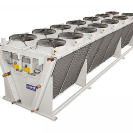 Air-cooled condensers